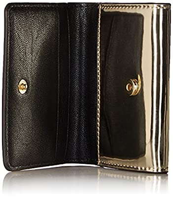 Rebecca Minkoff Metallic Small Wallet Wallet
