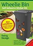 Wheelie Bin Self Adhesive Sticker Kit...