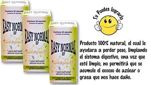 Easy Normal the Original Diet Pill From Mexico 90 Pills by Easy Figure