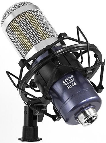 MXL R144 Ribbon Microphone with Shockmount - Image 3