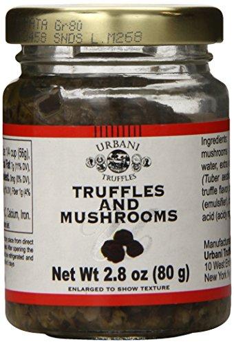 Urbani Mushrooms and Truffle Sauce, 2.8 Ounce