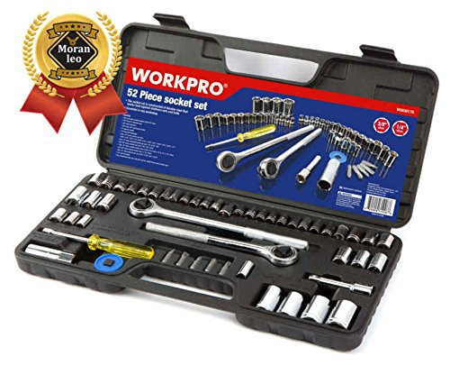 52 piece household tool set - 2