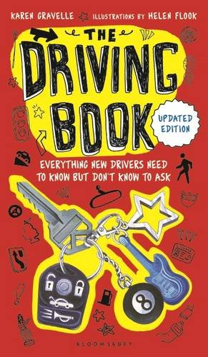 New Driver Book is the perfect Easter basket stuffer for teens