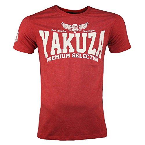 Yakuza Premium T-Shirt 2007 rot