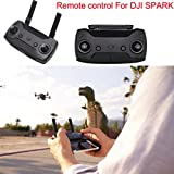 Inverlee 2.4GHz Remote Controller Video Transmission Range Up To 2KM For DJI Spark Drone Accessories (Black)