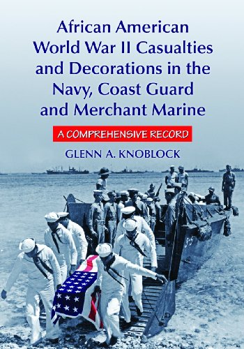 Books : African American World War II Casualties and Decorations in the Navy, Coast Guard and Merchant Marine: A Comprehensive Record