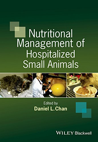 (Nutritional Management of Hospitalized Small Animals)