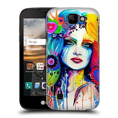 Official Pixie Cold Lost in Memories Goddess Hard Back Case Compatible for LG K3 K100 ()
