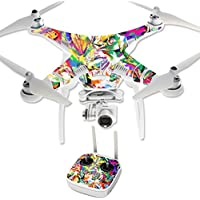 Skin For DJI Phantom 3 Professional – Wet Paint | MightySkins Protective, Durable, and Unique Vinyl Decal wrap cover | Easy To Apply, Remove, and Change Styles | Made in the USA