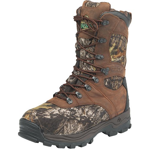 Rocky Men's Sport Utility Pro Hunting Boot,Mossy Oak,8 W US