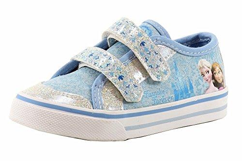 Disney Frozen Toddler Girl's Family Forever Blue Fashion ...
