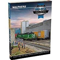Walthers Escala H0+N+Z Libro de Referencia Catálogo 2020