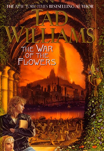 The War of the Flowers (Daw Book Collectors)