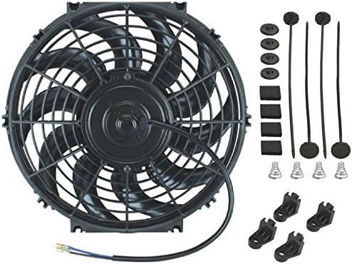 American Volt ventilador de refrigeración para radiador eléctrico ...