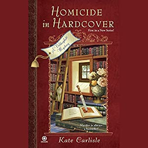 Homicide in Hardcover Audiobook