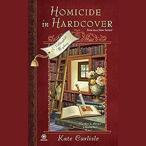 Homicide in Hardcover Audiobook