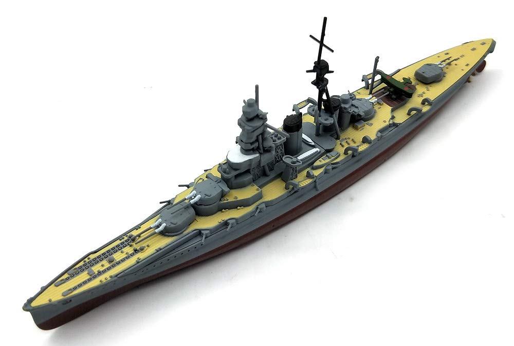 FloZ Japan Kongo Class Battleship 1/1000 diecast Model Ship