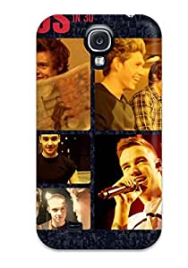linJUN FENGGalaxy Case - Tpu Case Protective For Galaxy S4- One Direction: This Is Us