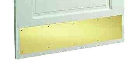 Door Kick Plate PVD Gold Stainless Steel 10u0026quot; X 34u0026quot; ...