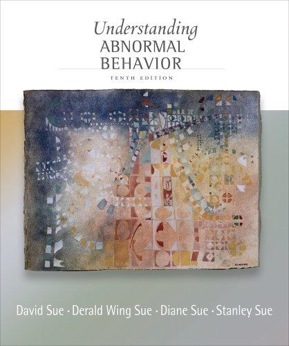 Cengage Advantage Books: Understanding Abnormal Behavior