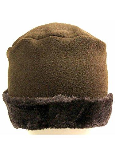 ラグジュアリーDivasファートリムフリース3 Piece帽子スカーフ&グローブセット