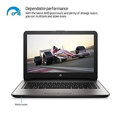 HP 14-an013nr 14-Inch Notebook (AMD E2, 4GB RAM, 32 GB Hard Drive)