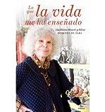 img - for Lo que la vida me ha ense?ado (Paperback)(Spanish) - Common book / textbook / text book