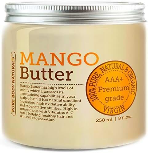 Mango Butter 8oz