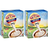 Land O Lakes Mini Moo's Half & Half Dairy Creamer 24-0.28 fl. oz. Box (Pack of 2)