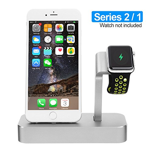 iPhone Charging Station Aluminum Charger