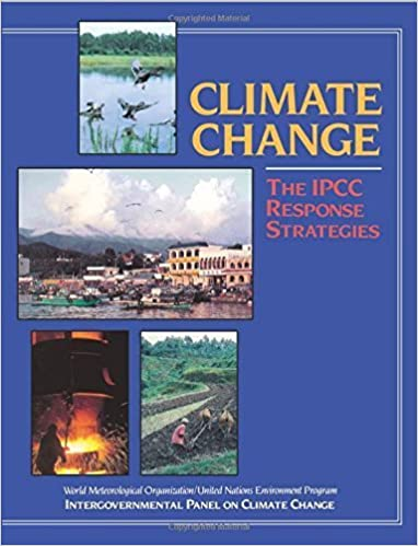 Climate Change: The Ipcc Response Strategies by Intergovernmental Panel on Climate Change (1991-02-01)
