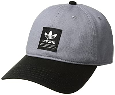adidas Men's Originals Relaxed Label Strapback Baseball Cap by Agron Hats & Accessories