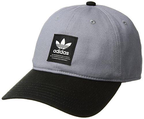 adidas Men's Originals Relaxed Label Strapback Cap - Original Adidas Hats