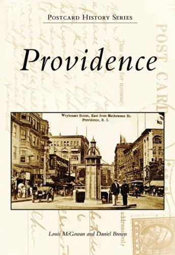 Providence (RI)   (Postcard History Series)