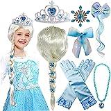 Princess Elsa Wig Frozen Elsa Braid with Princess