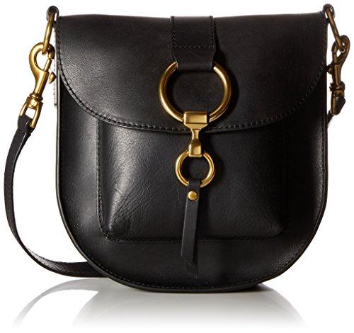 FRYE Saddle Crossbody Leather Handbag