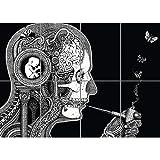 Doppelganger33LTD PSYCHODELIC WEIRD ART GIANT POSTER WALL ART PICTURE G886