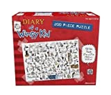 Diary of a Wimpy Kid 200 piece Book One - Red Puzzle by Pressman Toy