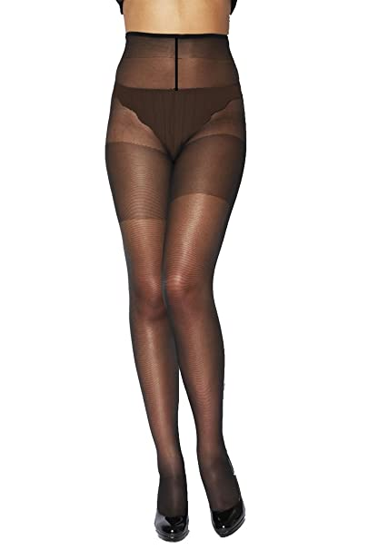 099f905223c Charnos Women s 1 Pair XeLence 30 Denier Semi Opaque Tights at Amazon  Women s Clothing store