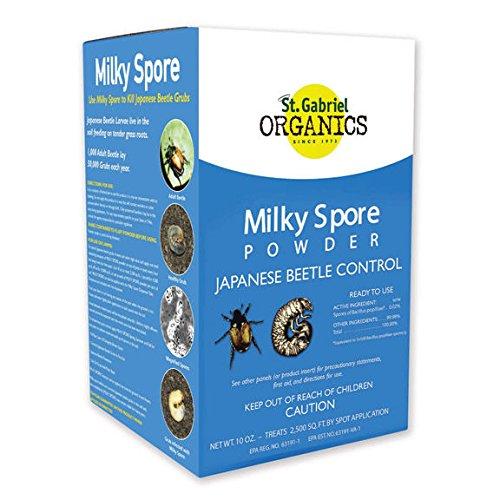 st-gabriel-organics-80010-9-milky-spore-powder-grub-control-covers-2500-sq-ft