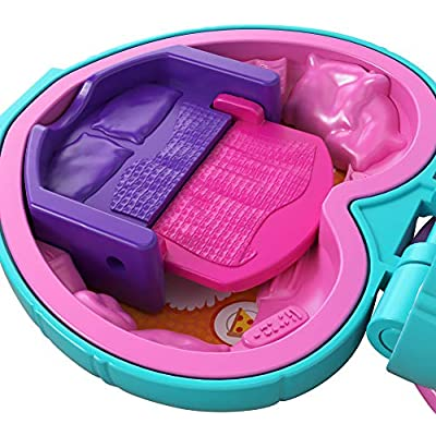 Polly Pocket Secret Slumber Party: Toys & Games