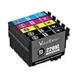 Valuetoner Remanufactured Ink Cartridge Replacement for Epson 220 - Best Reviews Guide