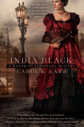 India Black (Madam of Espionage Mysteries series Book 1) ()