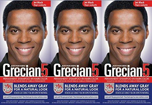 grecian hair dye - 5