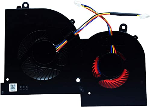 New for MSI GS65 GS65VR MS-16Q2 GPU Cooling Fan 16Q2-GPU-CW 4-wires 4-pin