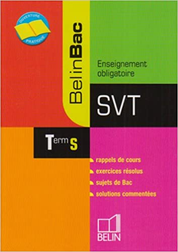 Book SVT Tle S (French Edition)