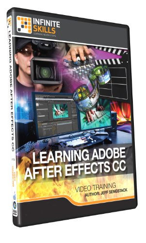 Learning Adobe After Effects CC product image