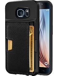 Silk Galaxy S6 Wallet Case - Q Card Case for Samsung Galaxy S...