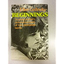 Beginnings: A young mother's personal account of two premature births