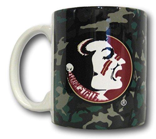 Boelter Florida State Seminoles 11 Ounce Camouflage Coffee Mug